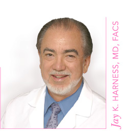 Breast Cancer Surgeon Dr. Jay Harness